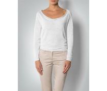 Damen Pullover mit Lurex-Details