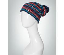 Damen Mütze im Streifen-Look