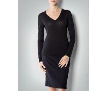 Damen V-Pullover in cleanem Design