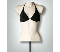 Damen Bademode Neckholder-Bikinioberteil im Maritim-Look
