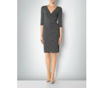 Damen Kleid in Wickel-Optik