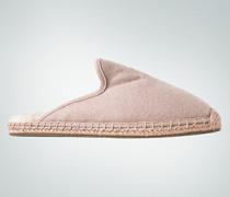 Schuhe Homeslipper mit offener Ferse