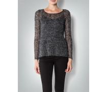 Pullover aus leichtem Strick