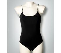 Damen Badeanzug mit Träger-Zierdetails