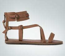 Damen Schuhe Sandalen mit Perlendetails