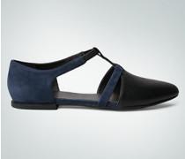 Damen Schuhe Ballerinas in offener Form