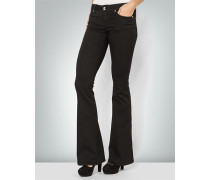 Jeans im Bootcut-Schnitt