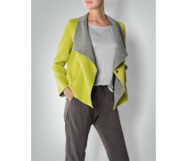 Damen Jacke im Two-Tone-Look