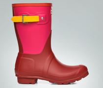 Schuhe Gummistiefel im Colourblocking