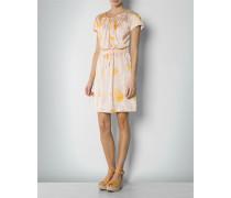 Damen Kleid mit grafischem Print