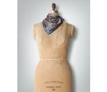 Damen Schal Tuch im Blümchen-Dessin