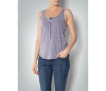 Damen T-Shirt Top mit Back-Print