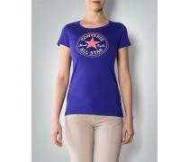Damen T-Shirt mit Logo-Print