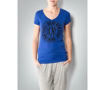 Damen Nachtshirt mit Logo-Print
