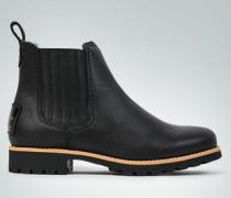 Damen Schuhe Stiefelette mit Profilsohle