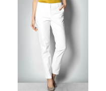 Damen Hose in Denim-Optik
