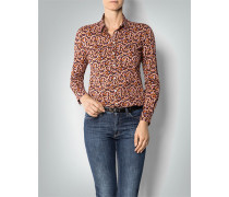 Damen Bluse mit Paisley-Muster