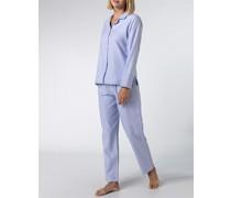 Nachtwäsche Pyjama mit softer Haptik