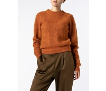 Pullover im Mohair Mix