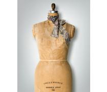 Damen Skinny Schal im Muster-Mix