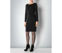 Damen Kleid mit Streifenstruktur