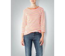 Damen Shirt im Streifen-Design