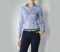 Damen Bluse mit Faltendetails