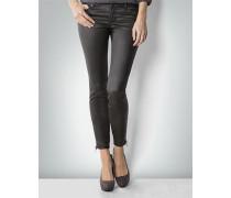 Damen Jeans mit Beschichtung