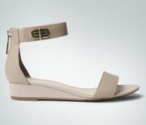 Damen Schuhe Sandale mit Zierschließe