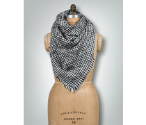 Damen Schal im Pepita-Look
