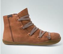 Damen Schuhe Stiefeletten im Retro-Look