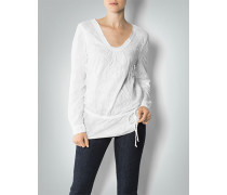 Damen Bluse im Tunika-Stil
