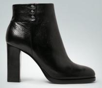 Damen Schuhe Stiefelette mit Ziernieten