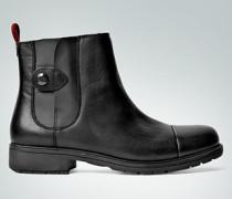 Damen Schuhe Chelsea Boots mit verdeckten Stretch-Einsätzen