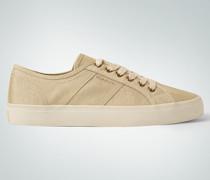Damen Schuhe Sneaker mit Goldschimmer