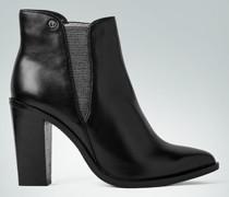 Damen Schuhe Stiefeletten mit Stretch-Einsätzen