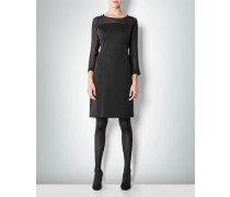 Damen Kleid mit Chiffon-Details