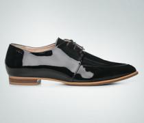 Schuhe Derby aus Lackleder