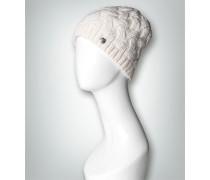 Damen Mütze mit Effektfäden