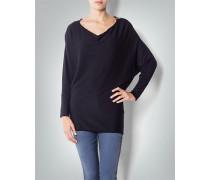 Damen Pullover mit Reißverschluss-Detail