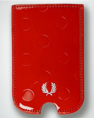 Smartphone-Hülle in Lackoptik