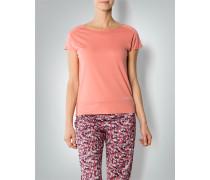 Damen Pyjama-Shirt im legeren Schnitt