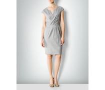Damen Kleid mit Crossover-Ausschnitt