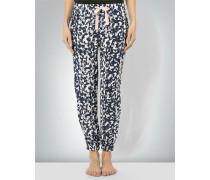 Nachtwäsche Pyjamapants im Allover-Dessin