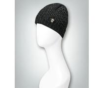 Damen Mütze in melierter Optik
