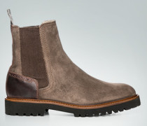 Schuhe Chelsea Boots mit Profilsohle