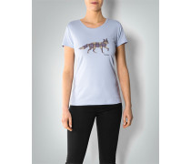 Damen T-Shirt mit Fuchs-Print