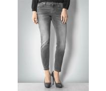 Damen Jeans im Used-Look