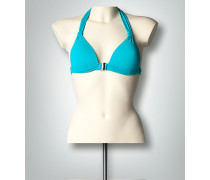 Damen Bademode Bikini-Oberteil im Neckholder-Style