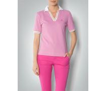 Damen Golf-Polo-Shirt aus Baumwolle mit COOLMAX®